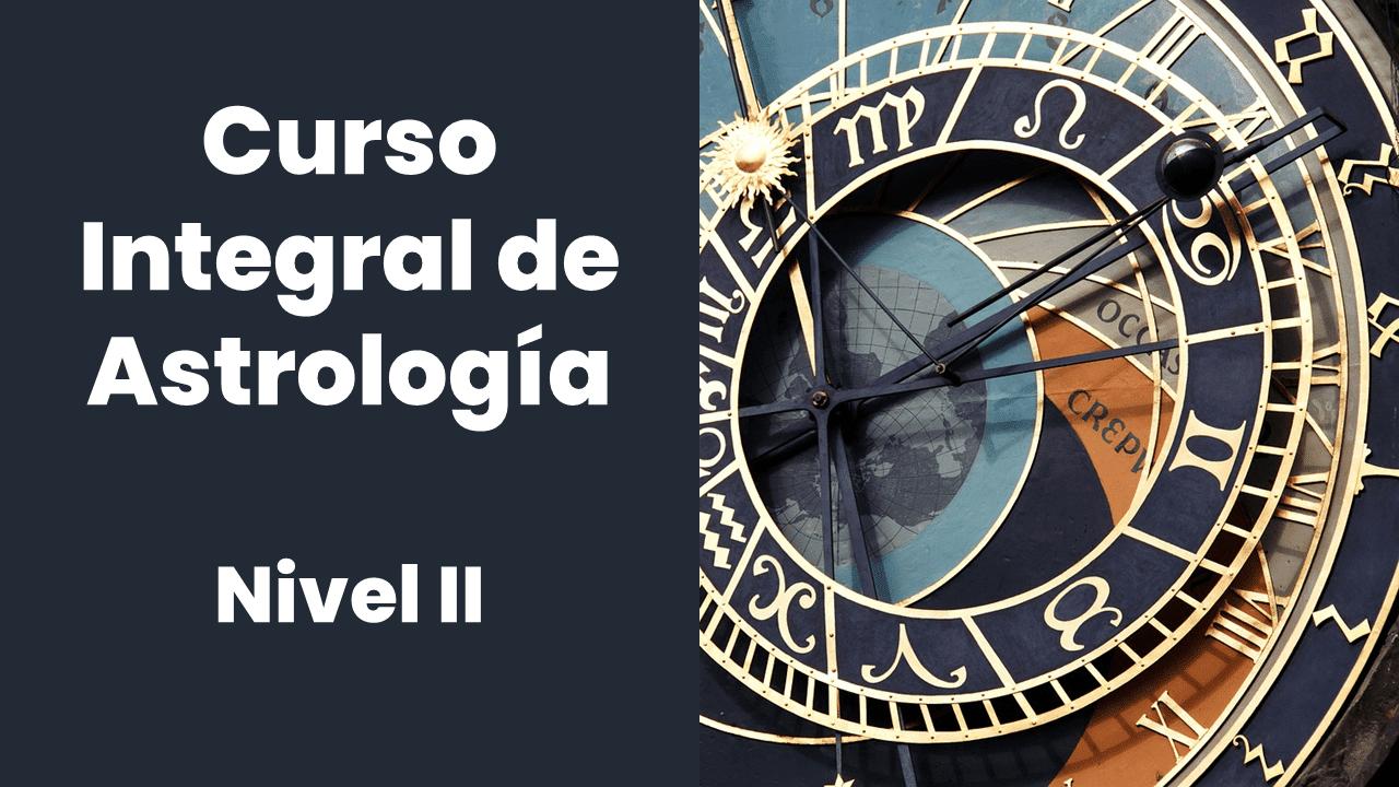 Curso Integral de Astrología